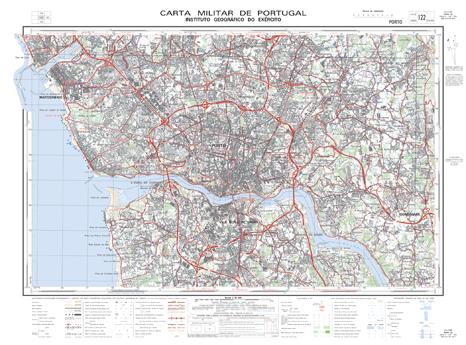mapa militar portugal CIGeoE   Centro de Informação Geoespacial do Exército mapa militar portugal